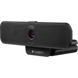 Logitech C920-C Webcam - 30 fps - USB 2.0 - 1920 x 1080 Video - Auto-focus - Widescreen - Microphone
