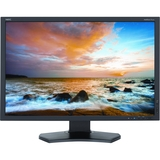 NEC Display P242W-BK 24.1IN LED LCD Monitor - 16:10 - 8 ms - Adjustable Display Angle - 1920 x 1200 - 16.7 Million Co (P242W-BK)