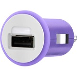 Belkin MIXIT↑ Car Charger (10 Watt/2.1 Amp) - 10 W Output Power - 5 V DC Output Voltage - 2.10 A Output Current