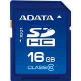 Adata 16GB Premier Secure Digital High Capacity (SDHC) - Class 10/UHS-I