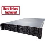Buffalo Ultra High Performance 12-Bay RAID 2U Enterprise-Class NAS