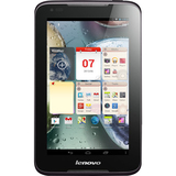 "Lenovo IdeaTab 8 GB Tablet - 7"" - MediaTek Cortex A9 MT8317 1.20 GHz - Black 
