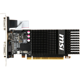 MSI R6450-2GD3H/LP Radeon HD 6450 Graphic Card - 625 MHz Core - 2 GB DDR3 SDRAM - PCI Express 2.0 x16 - Low-profile