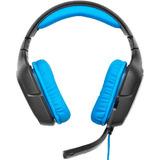 Logitech G430 Surround Sound Gaming Headset - USB - Wired - 32 Ohm - 20 Hz - 20 kHz - Over-the-head - Binaural - Circ (981-000536)