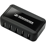 Sennheiser Sennheiser MCH 7 Multi-USB Power Source for CH 10 Headset Charger