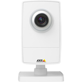 AXIS M1004-W 1 Megapixel Network Camera - Color - 1280 x 800 - Wireless, Cable - Wi-Fi