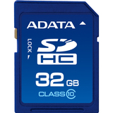 Adata 32GB Premier Secure Digital High Capacity (SDHC) - Class 10/UHS-I