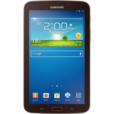 "Samsung Galaxy Tab 3 SM-T210 8 GB Tablet - 7"" - Marvell ARMADA PXA986 1.20 GHz - Golden Brown 