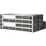 HPE 2530-8-POE+ Ethernet Switch - 8 Network, 2 Expansion Slot, 2 Network - Manageable - Twisted Pair - 2 Layer Suppor (J9780A#ABA)