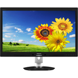 Philips Brilliance AMVA LCD Monitor, LED Backlight with PowerSensor