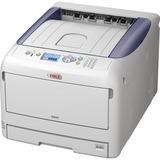 Oki C800 C831DN LED Printer - Color - 1200 x 600 dpi Print - Plain Paper Print - Desktop - 35 ppm Mono / 35 ppm Color (62441004)