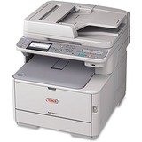 Oki MC362W LED Multifunction Printer - Color - Plain Paper Print - Floor Standing | SDC-Photo