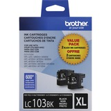 Brother LC103 2PK Ink Cartridges