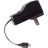 ReTrak Retractable 2.1 Amp Micro USB Wall Charger