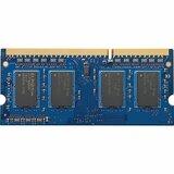 HP 8GB DDR3L-1600 1.35V SODIMM - 8 GB (1 x 8 GB) - DDR3 SDRAM - 1600 MHz DDR3-1600/PC3-12800 - 1.35 V - Non-ECC - Unb (H6Y77AA#ABA)