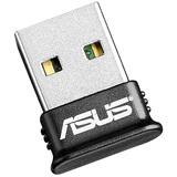 Asus USB-BT400 Bluetooth 4.0 - Bluetooth Adapter for Desktop Computer/Notebook - USB - 3 Mbit/s - 2.48 GHz ISM - 32.8 (USB-BT400)