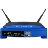 Linksys WRT54GL IEEE 802.11b/g  Wireless Router - 2.40 GHz ISM Band - 2 x Antenna(2 x External) - 54 Mbit/s Wireless (WRT54GL)