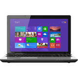 "Toshiba Satellite C55-A5249 15.6"" LED Notebook - Intel Celeron 1037U 1.80 GHz - Satin Black Trax 