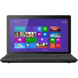 "Toshiba Satellite C55D-A5240NR 15.6"" LED Notebook - AMD E-Series E1-1200 1.40 GHz - Satin Black Trax 