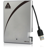 "Apricorn Aegis Portable A25-3USB-500 500 GB 2.5"" External Hard Drive"