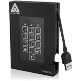 Apricorn Aegis Padlock Fortress with Integrated USB 3.0 Cable