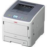 Oki B721DN LED Printer - Monochrome - 1200 x 1200 dpi Print - Plain Paper Print - Floor Standing - 49 ppm Mono Print (62442001)