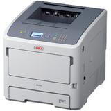Oki B731DN LED Printer - Monochrome - 1200 x 1200 dpi Print - Plain Paper Print - Desktop - 55 ppm Mono Print - 630 s (62442101)