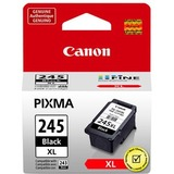 Canon PG-245XL Ink Cartridge - Black - Inkjet - High Yield - 300 Page - OEM
