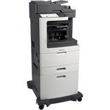 Lexmark MX810DXPE Laser Multifunction Printer - Monochrome - Plain Paper Print - Desktop - Copier/Fax/Printer/Scanner (24T7417)