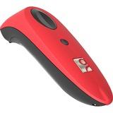 Socket CHS 7Mi, 1D Laser Barcode Scanner, Red