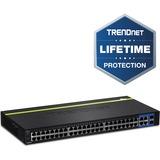 TRENDnet 48-Port 10/100Mbps Web Smart Switch