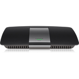 Linksys EA6400 IEEE 802.11ac  Wireless Router - 2.40 GHz ISM Band - 5 GHz UNII Band - 4 x Antenna - 1300 Mbit/s Wireless Speed - 4 x Network Port - 1 x Broadband Port - USB - Gigabit Ethernet - Wall Mountable, Desktop
