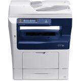 Xerox WorkCentre 3615DN Laser Multifunction Printer - Monochrome - Plain Paper Print - Desktop - Copier/Fax/Printer/S (3615/DN)