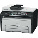 Ricoh SP 204SN Laser Multifunction Printer - Monochrome - Plain Paper Print - Desktop | SDC-Photo