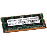 VisionTek 1 x 8GB PC3-12800 DDR3 1600MHz 204-pin SODIMM Memory Module - 8 GB (1 x 8 GB) - DDR3 SDRAM - 1600 MHz DDR3- (900642)