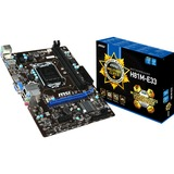 MSI H81M-E33 Desktop Motherboard - Intel H81 Chipset - Socket H3 LGA-1150