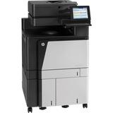HP LaserJet M880z+ Laser Multifunction Printer - Color - Plain Paper Print - Floor Standing - Copier/Fax/Printer/Scan (D7P71A#BGJ)