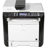 Ricoh SP 311SFNW Laser Multifunction Printer - Monochrome - Plain Paper Print - Desktop | SDC-Photo