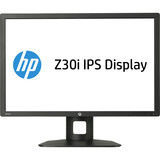 HP Business Z30i 30in LED LCD Monitor - 16:10 - 8 ms - Adjustable Display Angle - 2560 x 1600 - 350 cd/m² - 1,00 (D7P94A4#ABA)