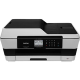 Brother Business Smart MFC-J6520DW Inkjet Multifunction Printer - Color - Plain Paper Print - Desktop | SDC-Photo