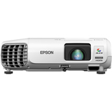 Epson PowerLite W17 LCD Projector - HDTV - 16:10 | SDC-Photo