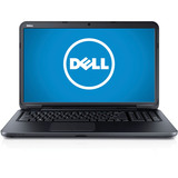 "Dell Inspiron 17.3"" LED (TrueLife) Notebook - Intel Core i3 i3-4010U 1.70 GHz - Textured Matte Black | SDC-Photo"