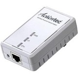 Actiontec Powerline Network Adapter - 4 x Network (RJ-45) - 500 Mbps Powerline
