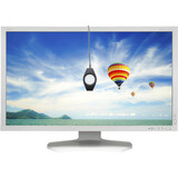 """NEC Display 27"""" Color Critical Desktop Monitor with SpectraViewII (White)"""