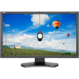 """NEC Display 27"""" Color Critical Desktop Monitor with SpectraViewII (Black)"""