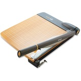 Westcott Trim Air Wood Guillotine Paper Trimmer