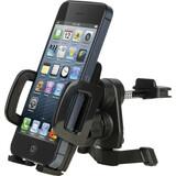Cygnett Vehicle Mount for Smartphone, Tablet PC, Notebook, iPhone, iPad, iPod - Black