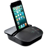 Logitech P710e Mobile Speakerphone - USB - Headphone - Black (980-000741)