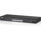 Aten 4-Port USB DVI Dual View KVMP Switch
