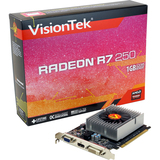 VisionTek Radeon R7 250 1GB GDDR5 PCIE | SDC-Photo